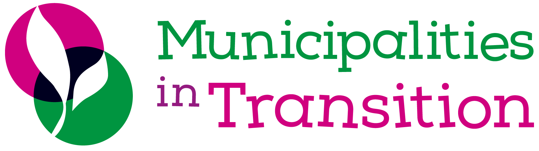 Front Page Municipalities in Transition